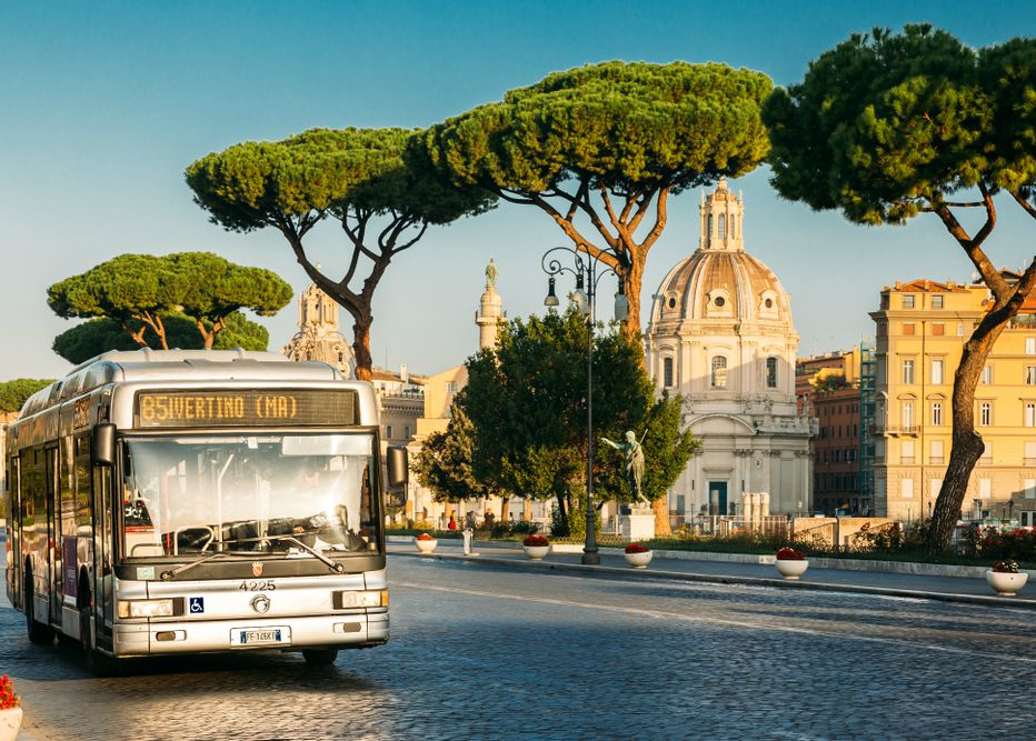 Autobus Roma
