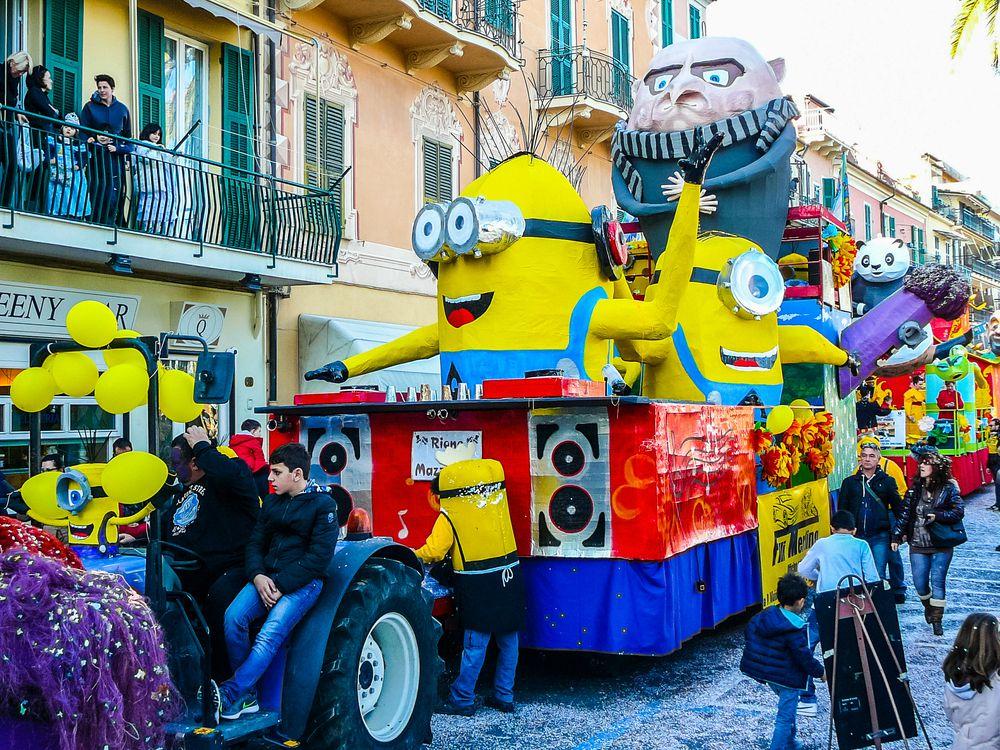 Carnevale in Liguria: Loano