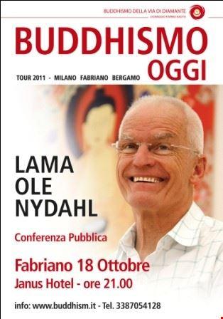 """conferenza_pubblica__lama_ole_nydahl__""""buddhismo_oggi"""""""