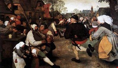 """""""danza_di_contadini""""_di_pieter_bruegel_il_vecchio_1568"""