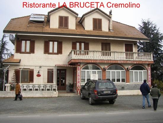 Hotel Ristorante La Bruceta a Cremolino