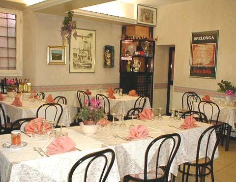 Ristorante La Credenza Marino : Villa sole marino italy booking