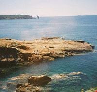 orbetello il mare vicino a orbetello
