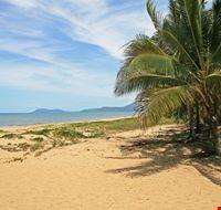 Beach in Far North Queensland