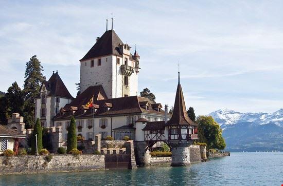 Castle on Lake