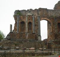 Tatro antico, Taormina