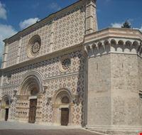 basilica di collemaggio l aquila