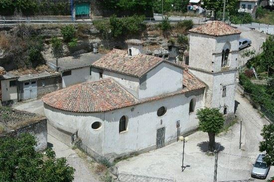 chiesa di san biagio xiv secolo rapolla