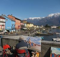 ascona il lungolago