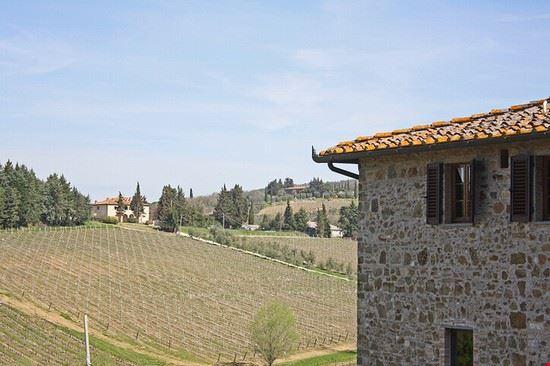Agriturismo a Badia a Passignano