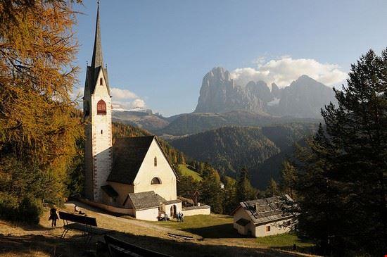 100035 ortisei chiesa di san giacomo