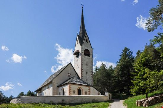 100036 ortisei chiesa di san giacomo