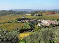 strada dei vini - toscana