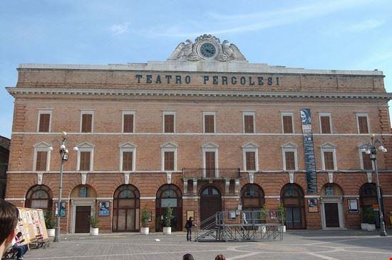 teatro pergolesi - jesi