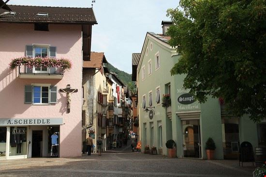 centro storico di chiusa - klausen