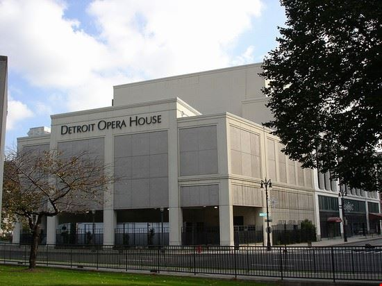 detroit detroit opera house