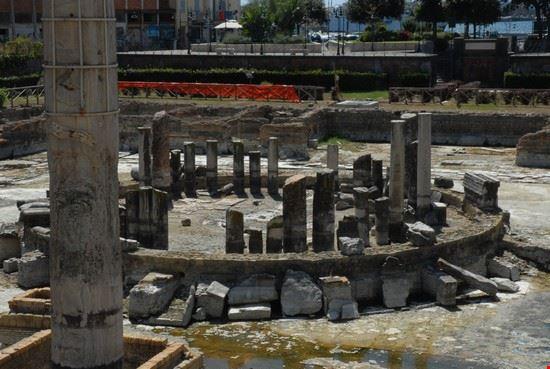 il tempio di Serapide