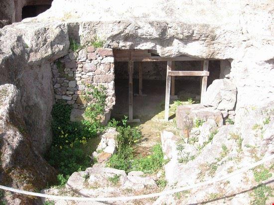 catacombe sant'antioco