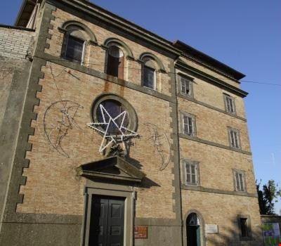 santuario madonna della neve - rocca priora