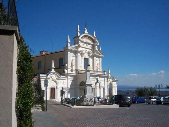 chiesa parrocchiale di polpenazze del garda