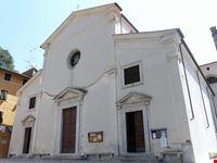 chiesa ss. lorenzo e barbara - seravezza