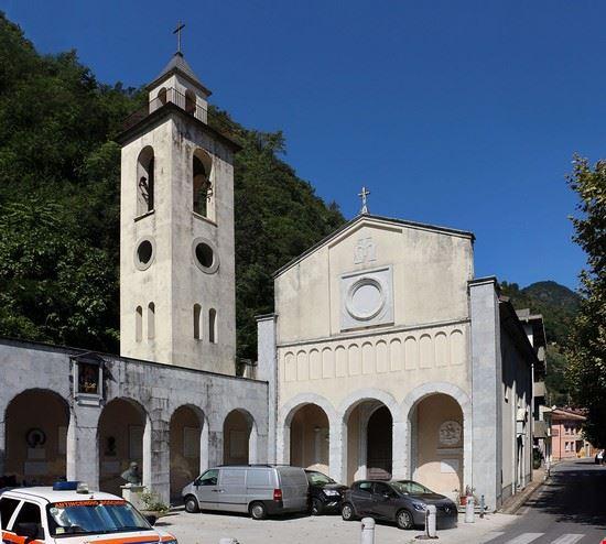 100832 seravezza oratorio santissima annunziata seravezza