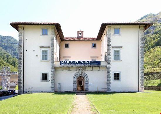 villa medicea seravezza