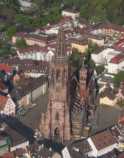 cattedrale di friburgo (germania)