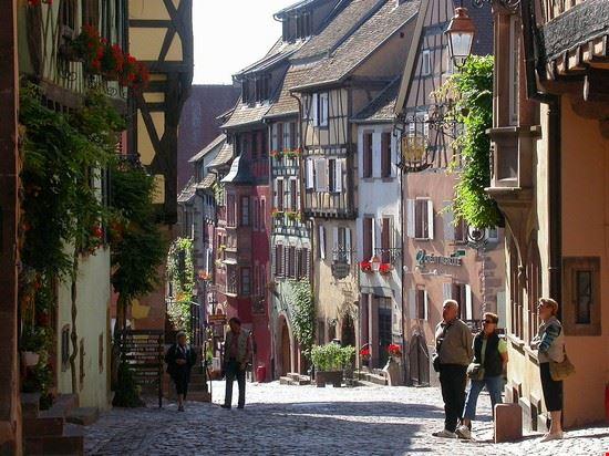 riquewihr - vieille ville