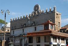 piazzale flaminio roma