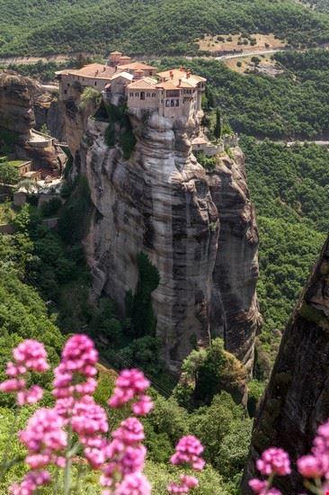 larissa monasteri di meteora
