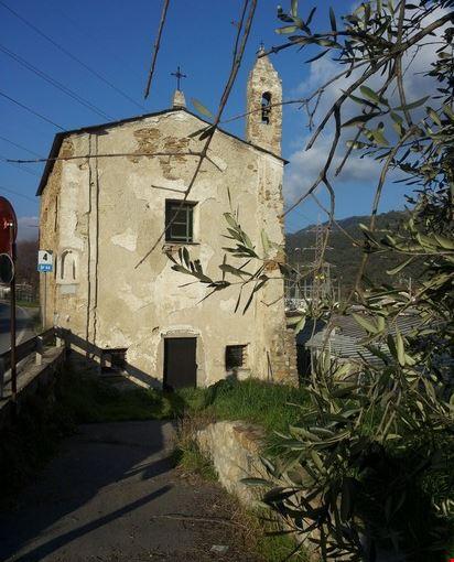 Camporoso chiesa di S. Andrea