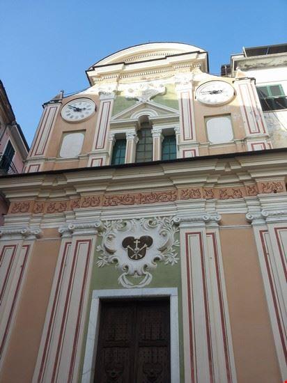 Oratorio dei Neri particolare facciata