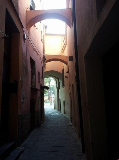 Carugio nel centro storico