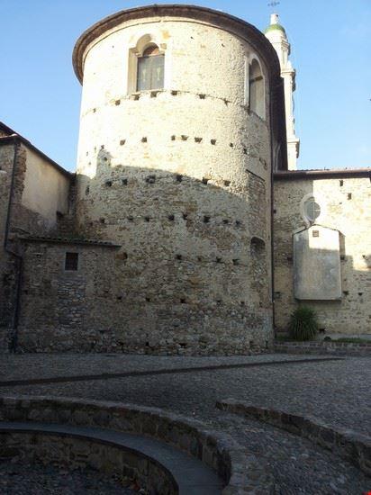 Chiesa San Marco Evamgelista -zona absidale-