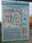 Mappa dell'ecomuseo della biodiversità