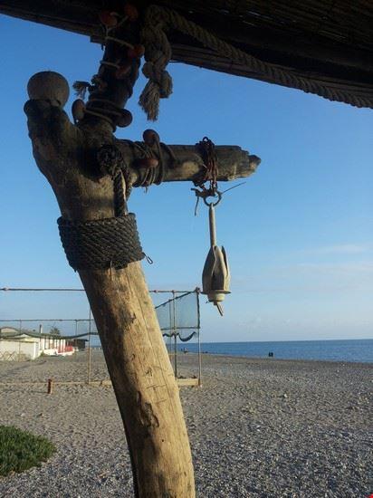 Spiaggia di Camporosso Mare -particolare-