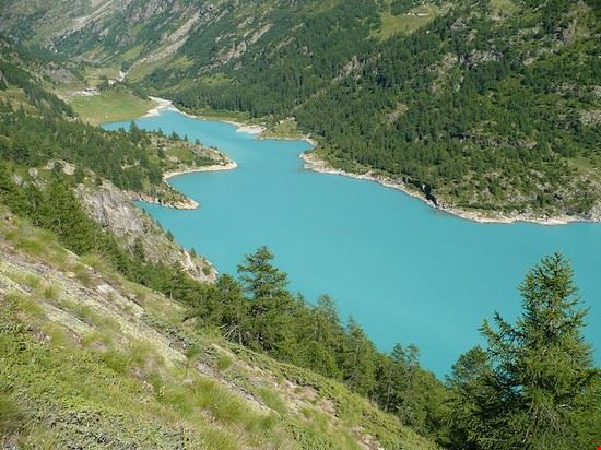 101289 bionaz lago di place moulin