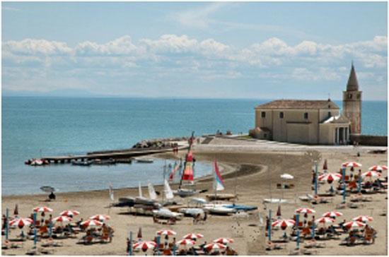 Matrimonio Spiaggia Caorle : Spiaggia di caorle