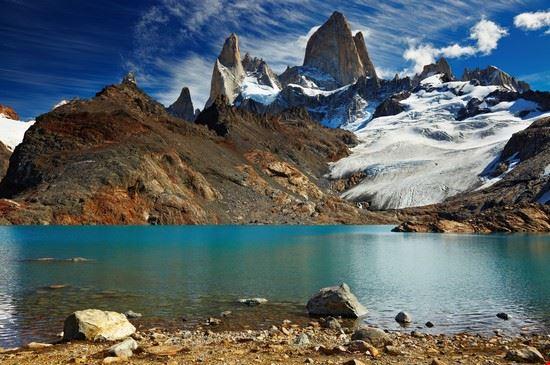 el calafate parco nazionale los glaciares