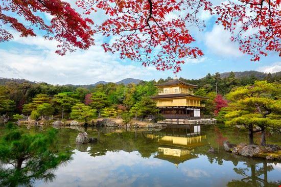 kyoto padiglione d  oro