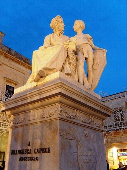 Monumento a Francesca Capace