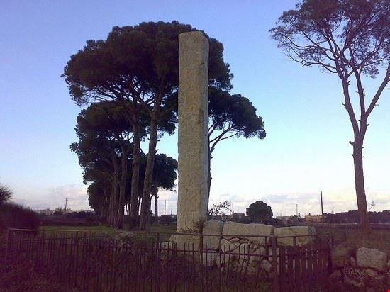 Menhir delle Franite