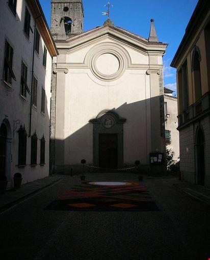 chiesa san rocco - borgo a mozzano