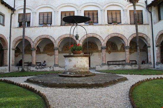 Convento di San Francesco - Borgo a Mozzano