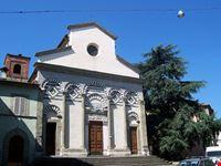 pistoia chiesa di sant  andrea a pistoia