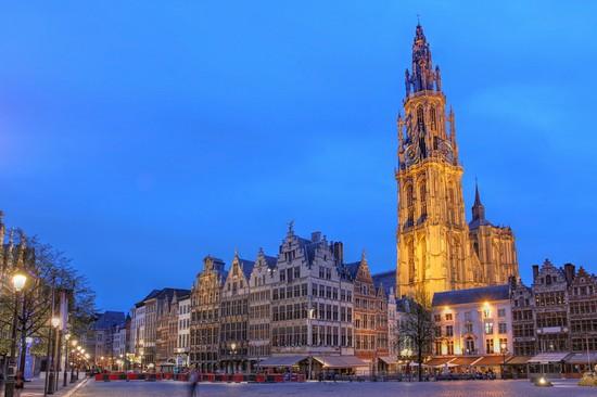 Anversa guida turistica for Hotel ad anversa