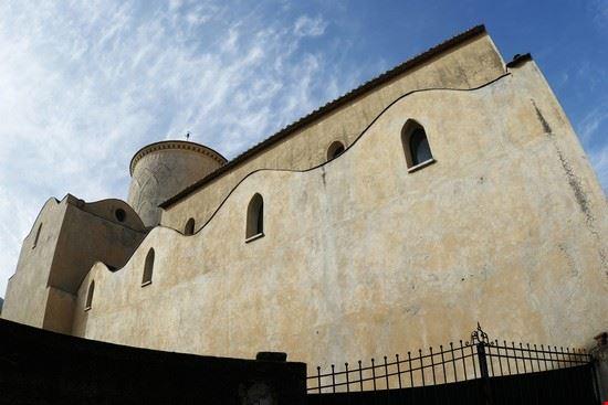 ravello chiesa di santa maria delle grazie