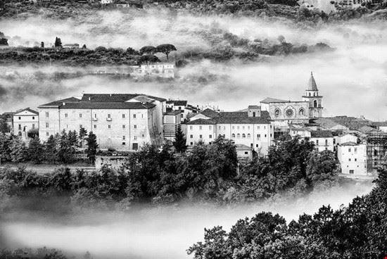L'incantevole borgo medievale di Larino