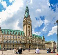 101937 amburgo rathausmarkt